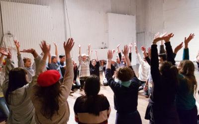 Mary: Visiting the Student Theatre // Vierailu Ylioppilasteatterilla