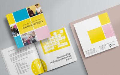 FinFamin mielenterveys- ja päihdepalvelujen asiakasraatiopas julkaistu