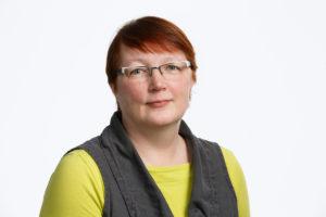Heli Hannonen Labyrintti-lehti 2/2020