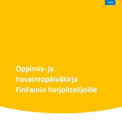 Oppimis- ja havaintopäiväkirja FinFami
