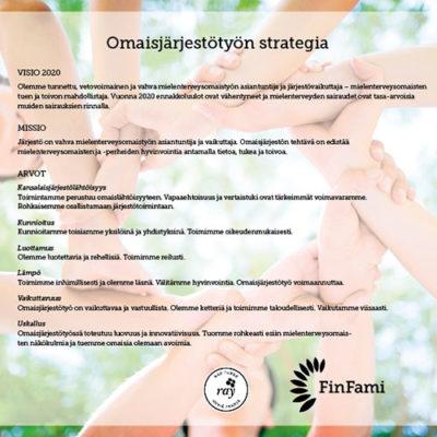 FinFamin strategia