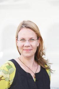 FinFamin vapaaehtoistoiminnan asiantuntija Vaula Ollonen