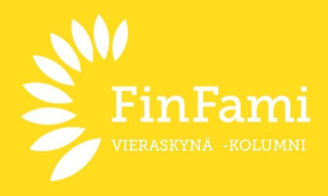 FinFami Vierakynä -kolumni