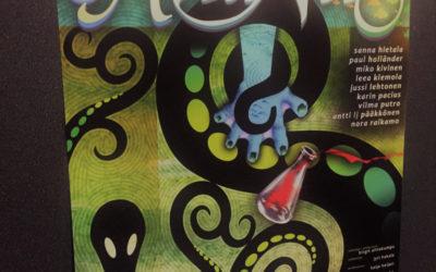 Karim & Regina: Atlantis – a colourful performance // Atlantis – värikäs esitys