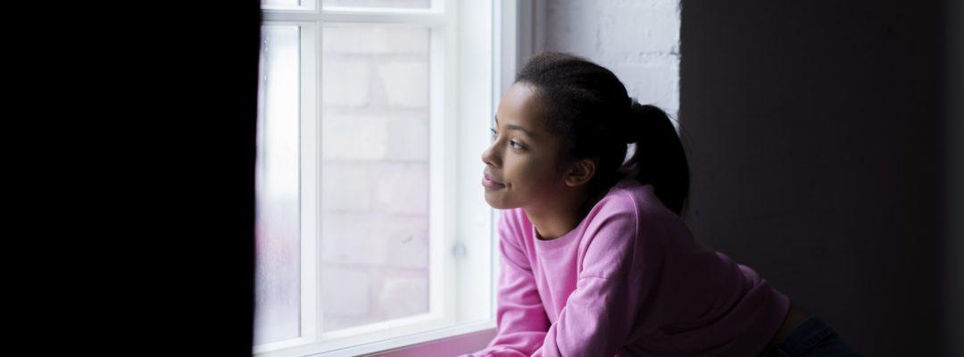 Psykisk ohälsa i familjen är för många barn en hemlighet som tystas ner