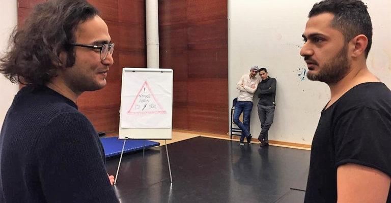 Hussain: Intense Training // Tiukkaa treeniä